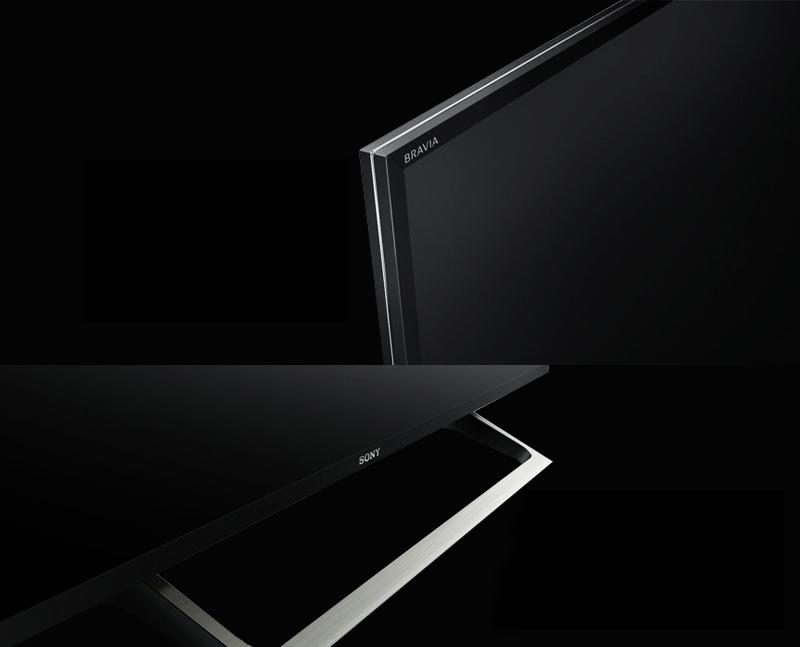 Thiết kế thanh mảnh, chắc chắc với Tivi Sony 4K 65 inch 65X8500E