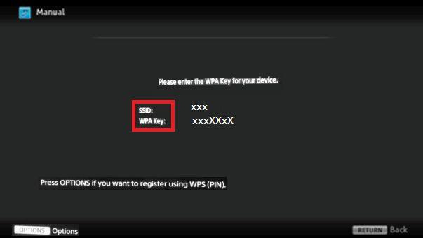 Kết nối điện thoại với tivi LG qua wifi direct