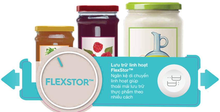 Khay kệ lưu trữ linh hoạt FlexStor