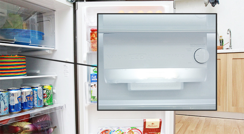 Chiếu sáng hiệu quả bằng đèn LED tiết kiệm điện