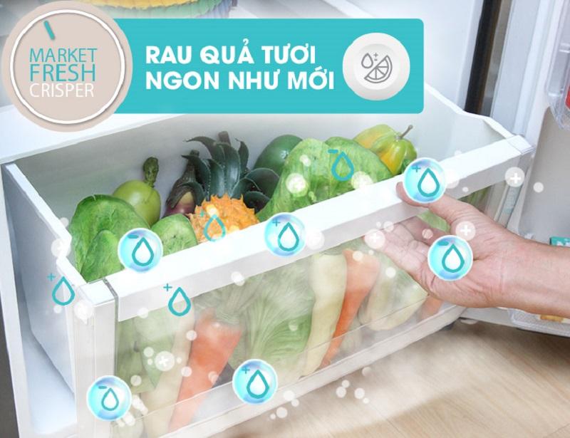 Ngăn bảo quả rau củ FreshMarket