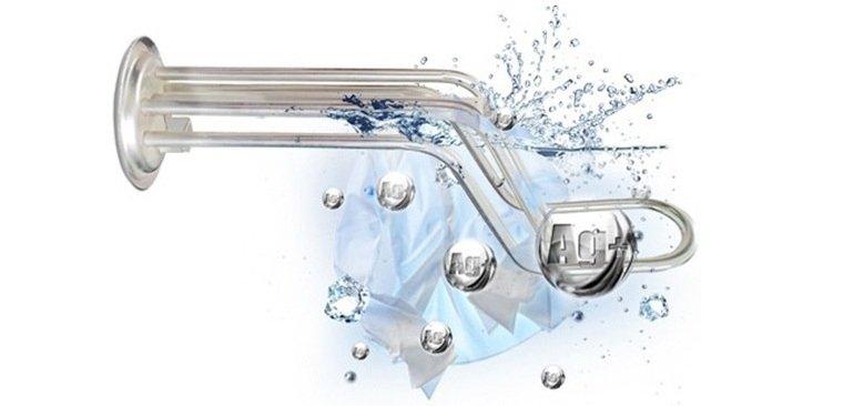 Quá trình làm nóng nước nhanh chóng với bình nóng lạnh gián tiếp Rossi R 15 Ti 15 lít