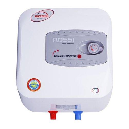 Ưu thế cao ở thiết kế của sản phẩm với bình nóng lạnh Rossi R 20TI