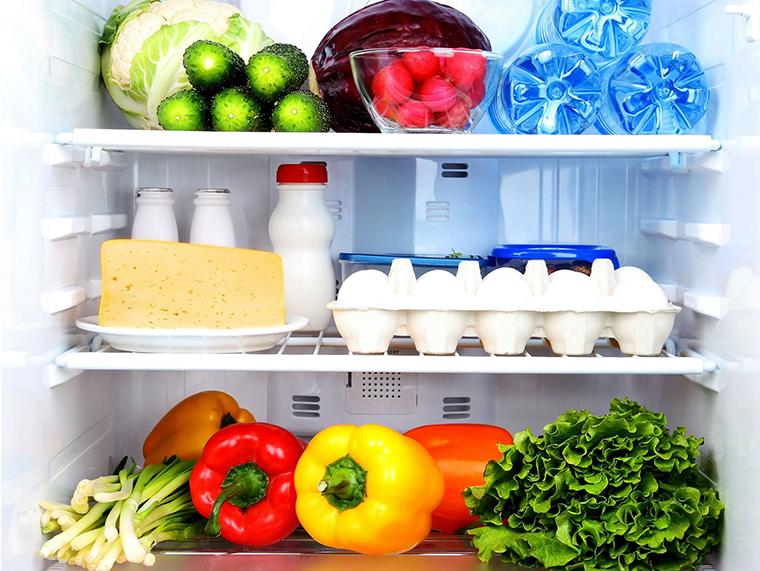 Thực phẩm được bảo vệ tốt hơn với tủ lạnh Inverter MR-F62EH-ST