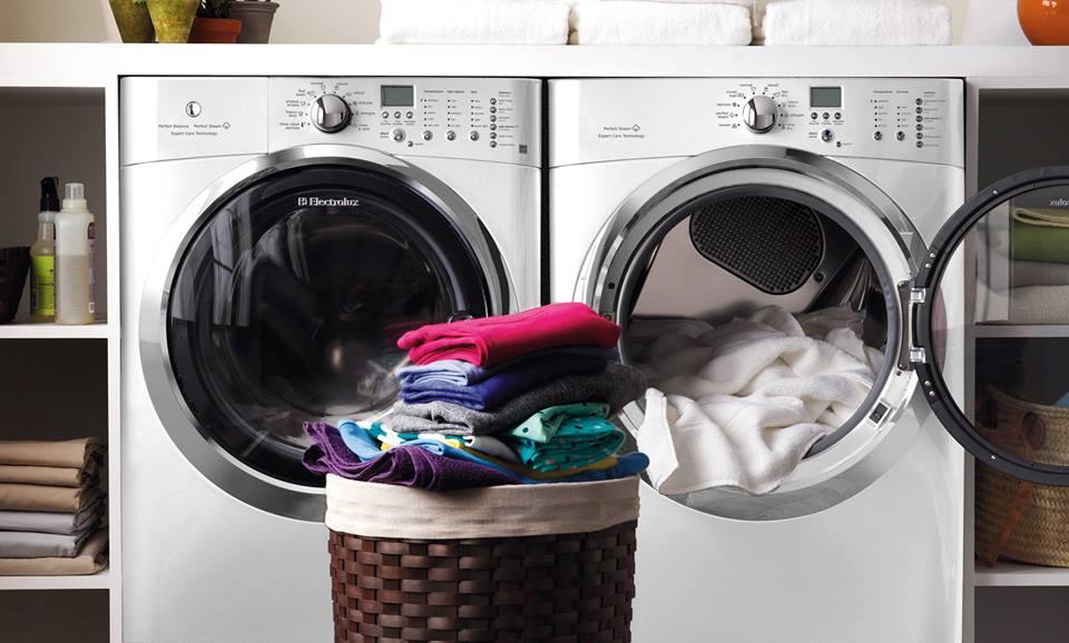 Quần áo luôn phẳng phiu, không bị nhăn nhúm sau khi giặt