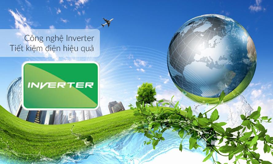 Ưu điểm của công nghệ hiện đại Inverter