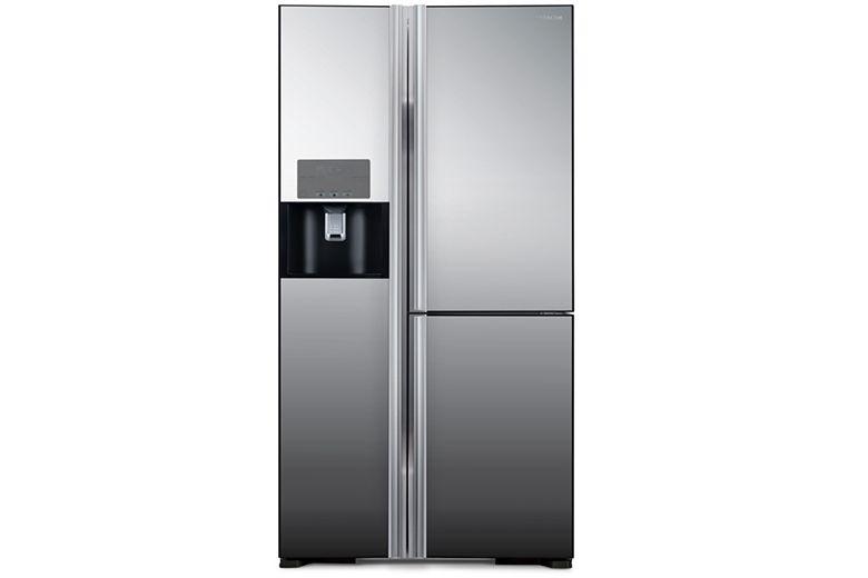 Tủ lạnh có thiết kế sang trọng, tinh tế trên mọi đường nét