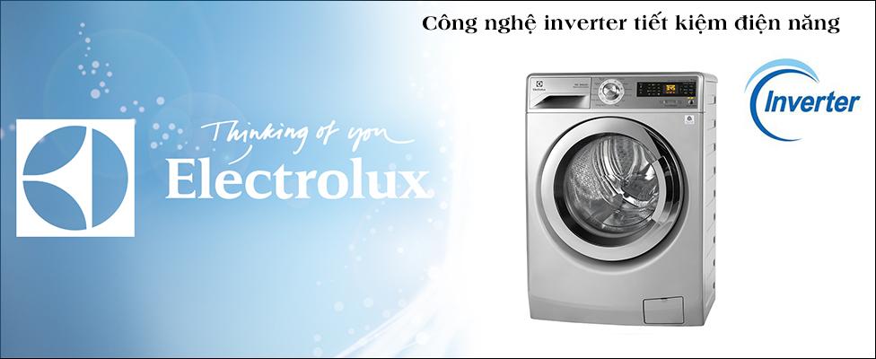 Ưu điểm vượt trội của máy giặt lồng ngang Electrolux