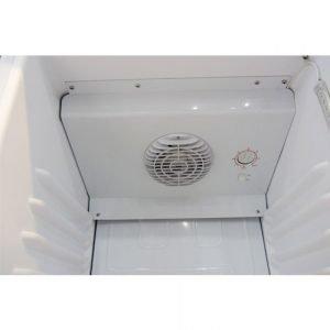 Tủ mát Alaska LC-933C 550 lít hệ thống làm lạnh giúp làm lạnh nhanh hơn.