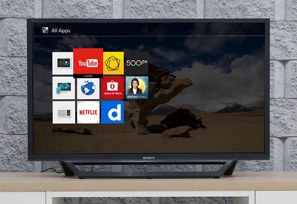 Tivi Sony 32W600D được sở hữu nhiều tính năng giải trí thú vị