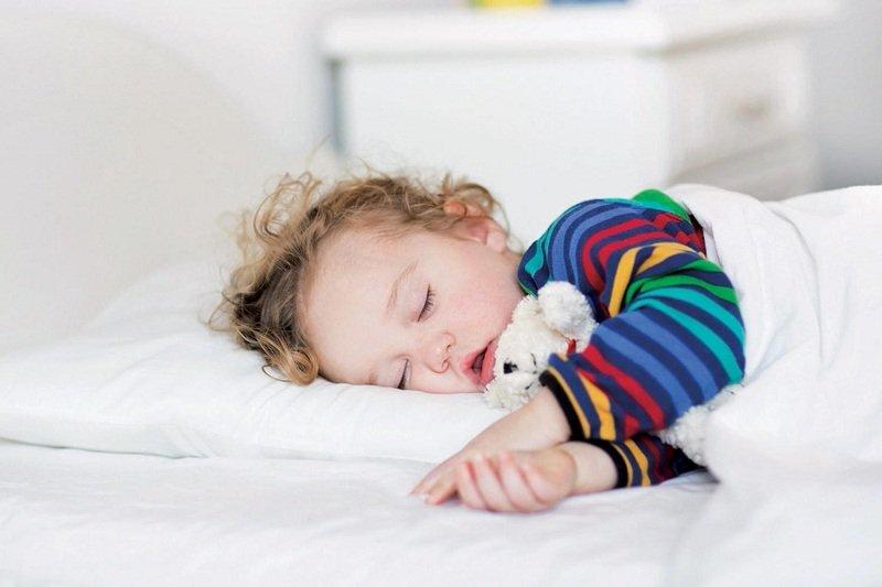 Bé có được giấc ngủ ngon và thoải mái nhất