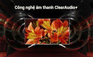 Công nghệ âm thanh tiên tiến ClearAudio+