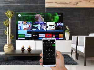 Điều khiển tivi bằng điện thoại tiện lợi với phần mềm Video & TV SideView