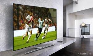 Độ phân giải cao là một trong những tiêu chí chính khi lựa chọn chiếc tivi xem đá bóng