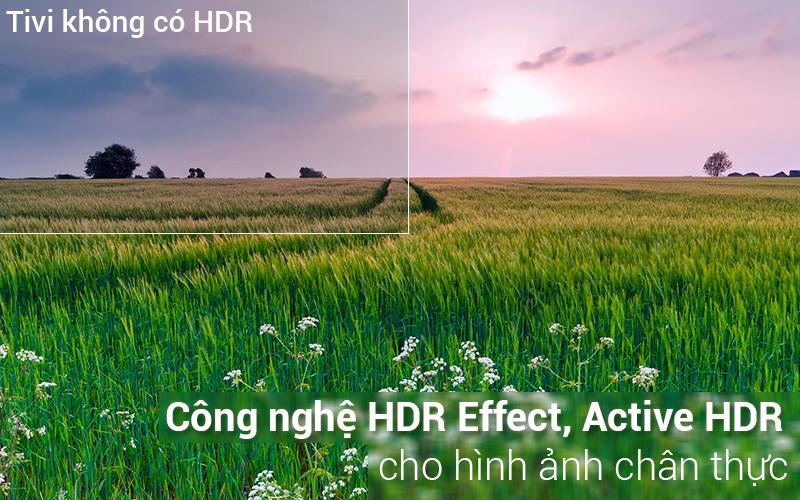 Công nghệ HDR Effect, Active HDR trên Smart Tivi LG 50 inch 50UK6540PTD