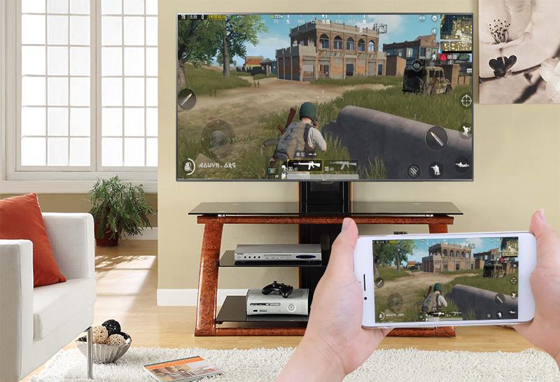 Chiếu màn hình điện thoại lên tivi Smart Tivi LG 50 inch 50UK6540PTD