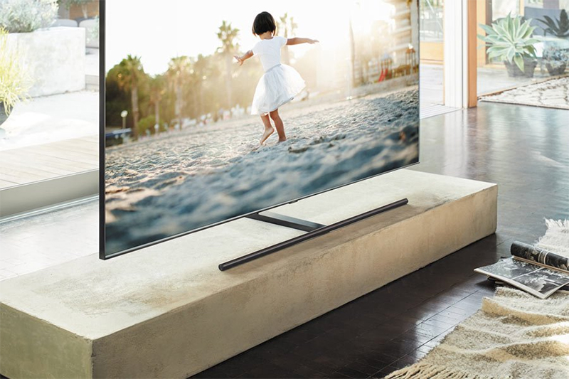 Tổng quan thiết kế smart Tivi QLED Samsung 65 inch QA65Q7FN