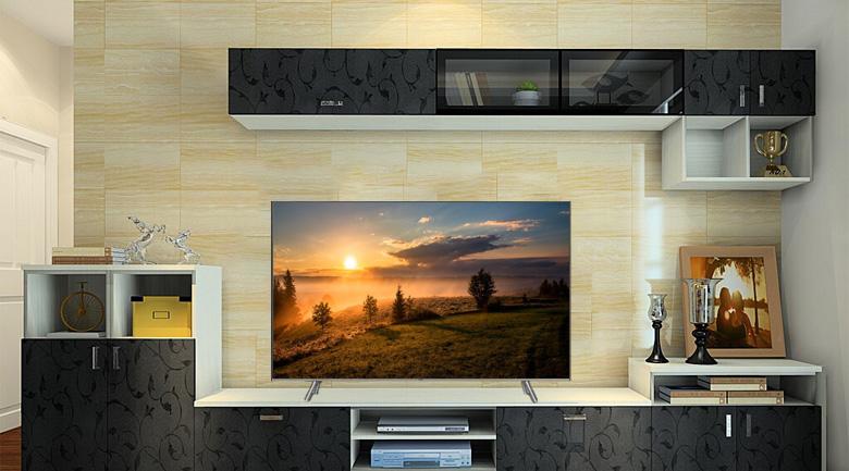 Smart Tivi QLED Samsung 4K 55 inch QA55Q6FN - Thiết kế tối giản 
