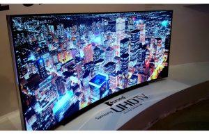 có nên mua tivi samsung màn hình cong hay không?