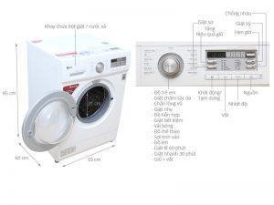 Đánh giá máy giặt LG chính xác và chi tiết nhất