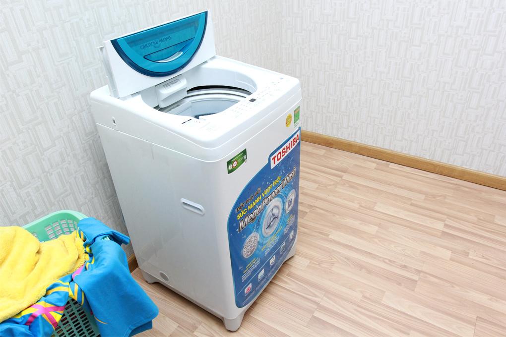 máy giặt toshiba cửa đứng