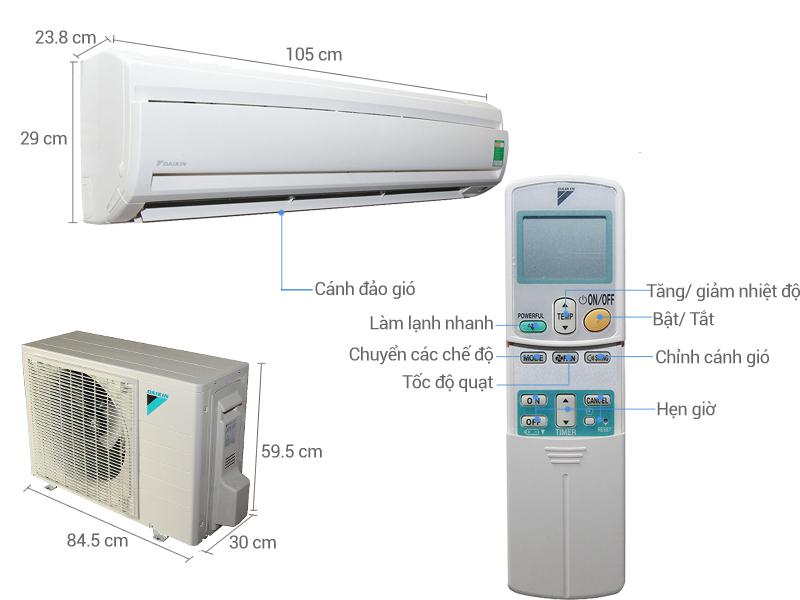 So sánh điều hòa Daikin và Panasonic loại nào tốt hơn?