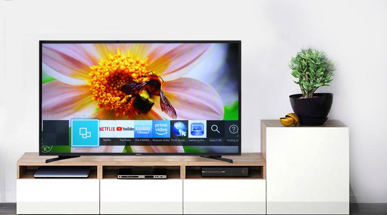 Hệ điều hành Smart Tivi Samsung 49 inch UA49J5250