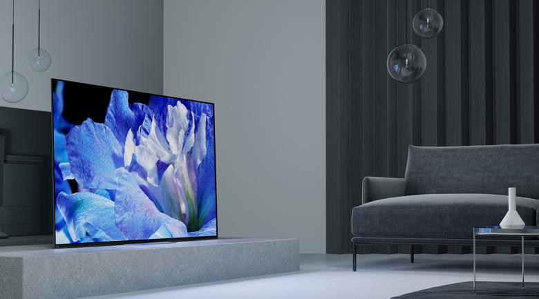 Tuyệt tác màn hình OLED siêu mỏng đẳng cấp
