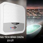 Bình nóng lạnh hiện đại, an toàn tại thế giới điện máy