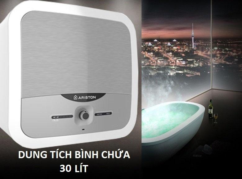 Dung tích 30 lít - Bình nóng lạnh Ariston AN2 30RS 30 lít