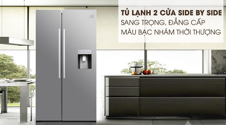 Tủ lạnh Samsung Inverter 538 lít RS52N3303SL/SV