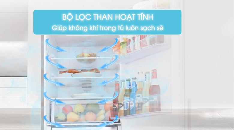 Bộ lọc than hoạt tính - Tủ lạnh Samsung Inverter 310 lít RB30N4010S8/SV