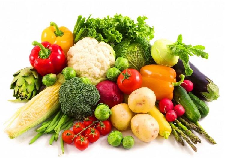 Để giữ cho rau, củ, quả luôn được tươi ngon
