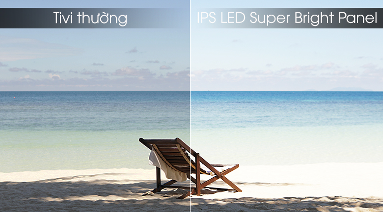 IPS LED Super Bright Panel - Android Tivi Panasonic 4K 55 inch 55FX650V