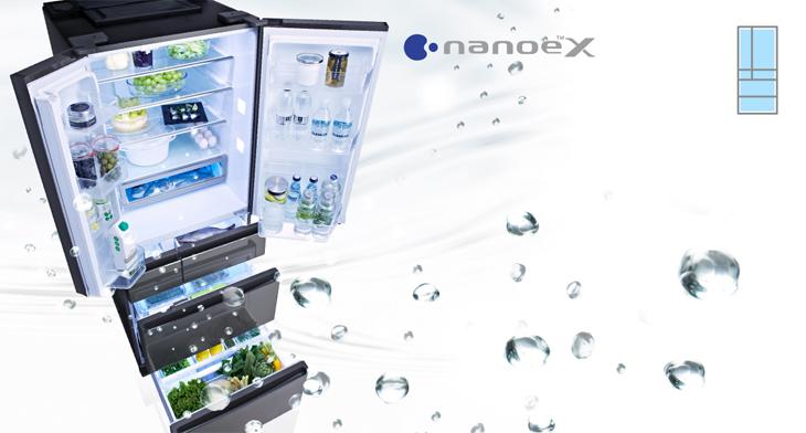Công nghệ kháng khuẩn khử mùi Nanoe-X