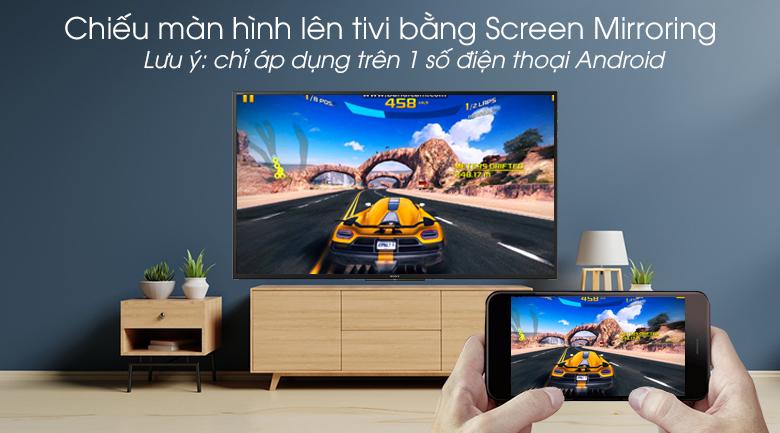 50W660G | Smart Tivi Sony 50 inch KDL-50W660G mẫu 2019 giá tại kho