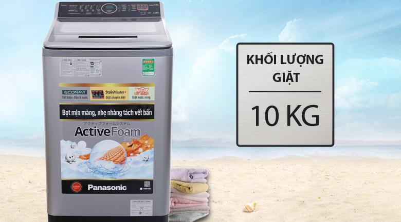 Khối lượng giặt 10kg