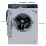 Công nghệ giặt phun ShowerSpray