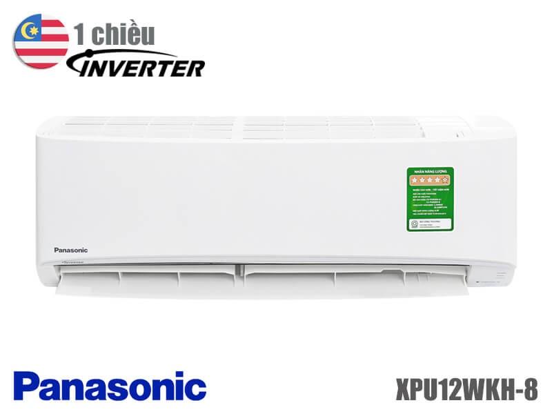 Điều hòa Panasonic XPU12WKH-8 1 chiều inverter 12000BTU