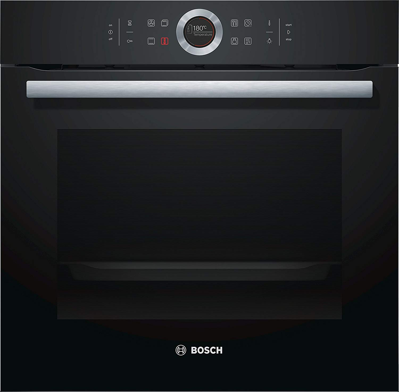 Lò nướng Bosch HBG635BB1, Seri 8