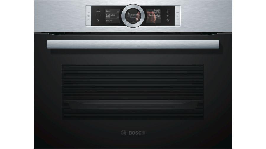 Lò nướng kết hợp hấp Bosch CSG656RS1