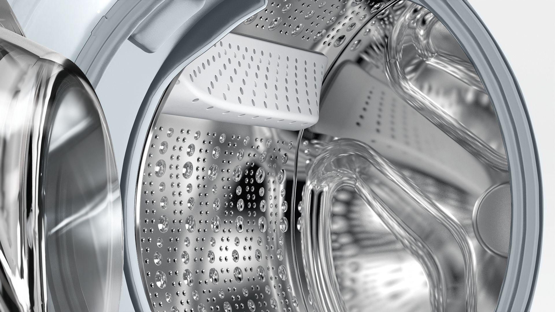 Máy giặt Bosch WAP28480SG 9KG, Seri 6