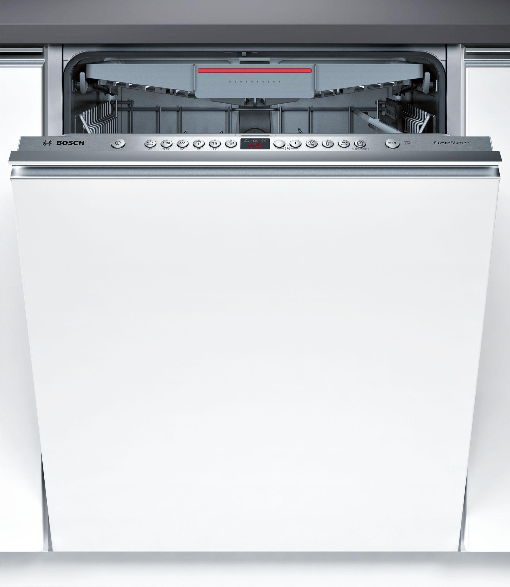 Máy rửa bát Bosch SMV46MX03E, Seri 4