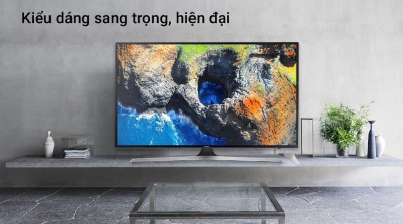 Top 3 mẫu tivi Samsung 49 inch đáng mua nhất 2020