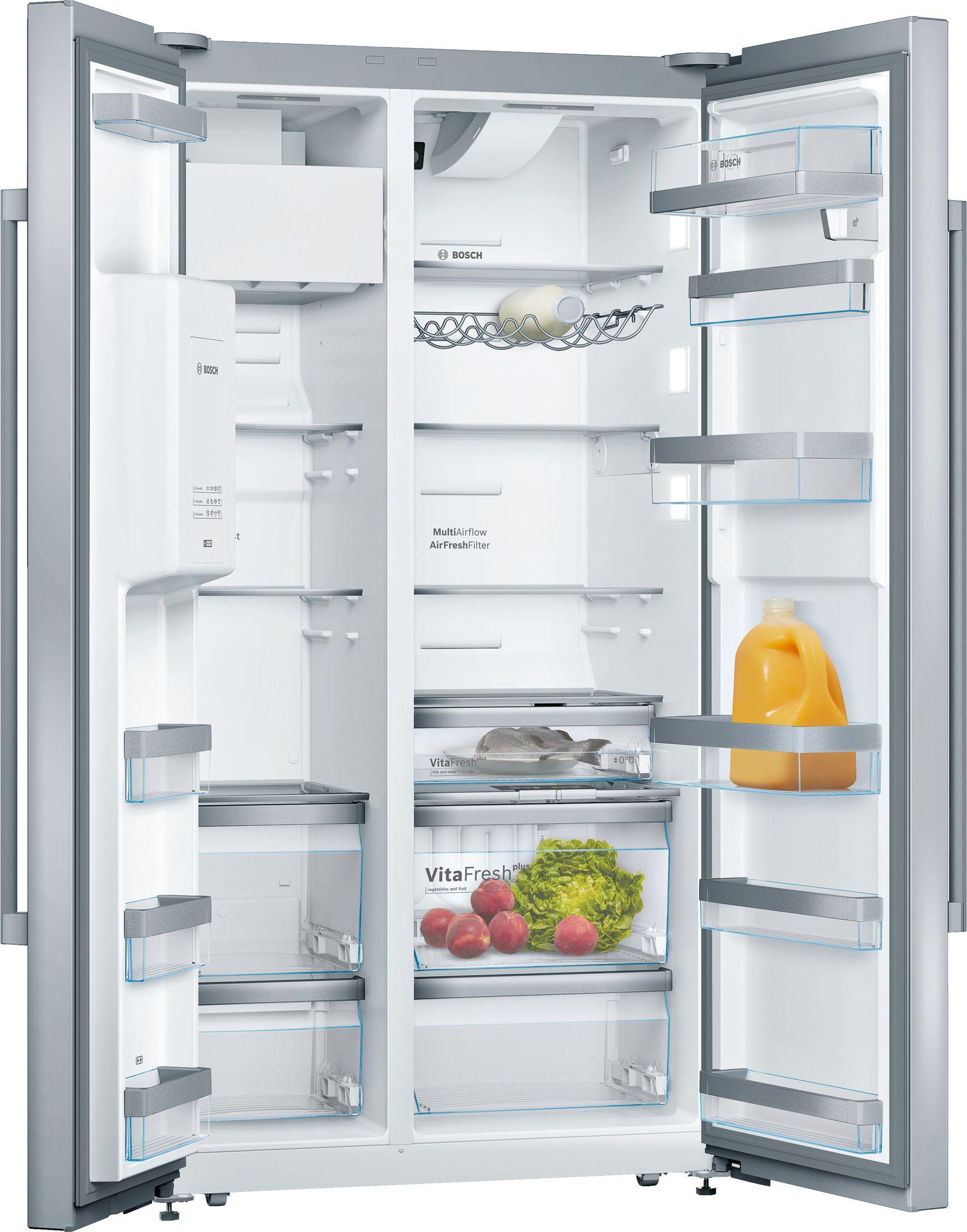 Tủ lạnh Side By Side Bosch KAD92HI31