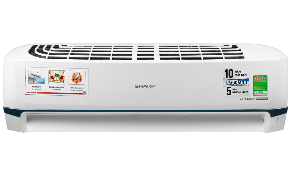 Máy lạnh Sharp 2.0Hp Inverter AH-X18XEW|Model 2020
