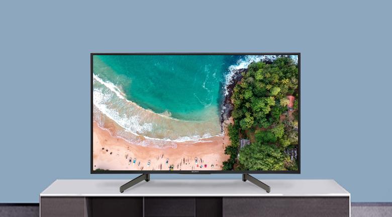 Review 4 mẫu tivi Sony 43 inch được yêu thích nhất 2020