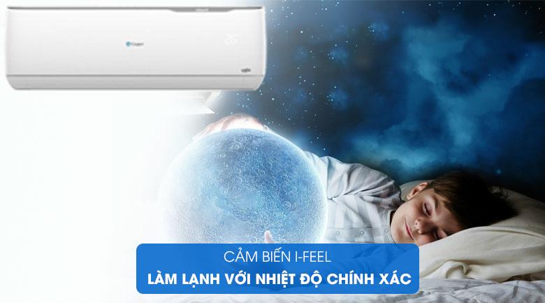 Máy lạnh Casper Inverter 1.5 HP GC-12TL32 Mới 2020