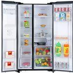 Tủ lạnh Samsung Inverter 617 lít RS64R5301B4/SV
