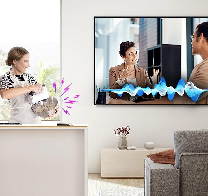 Smart Tivi Samsung 4K QLED 65 inch 65Q80TA (2020)